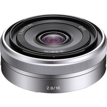 Sony 16mm F2.8 Pancake Lens