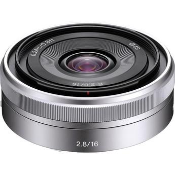 Sony 16mm F2.8 Pancake Lens