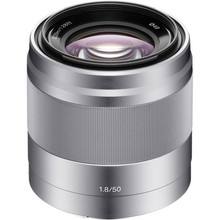 Sony 50mm F1.8 E Mount