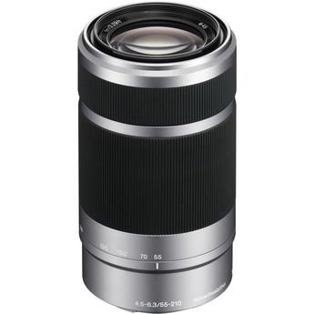Sony 55-210mm F4.5-6.3 E Mount