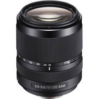 Sony 18-135mm f/ 3.5 - 5.6 Zoom Lens