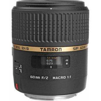 Tamron SP Af 60mm f/2.0 Di-II Macro
