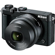 Nikon 1 J5 Mirrorless Digital Camera with 10-30mm Lens