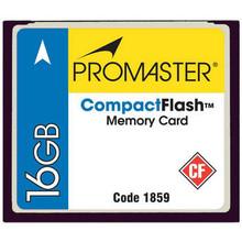 Promaster CF 8 GB Memory Card