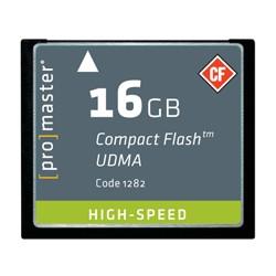 ProMaster CF UDMA 16GB High Speed Memory (1282)