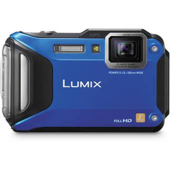 Panasonic Lumix DMC-FT5 Digital Camera
