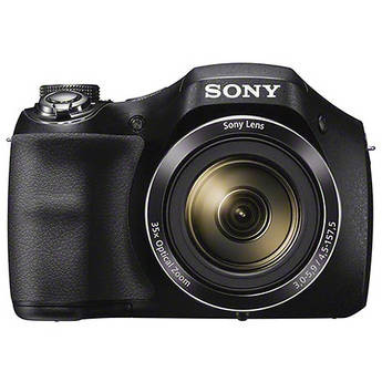 Sony Cyber-shot DSC-H300 Digital Camera