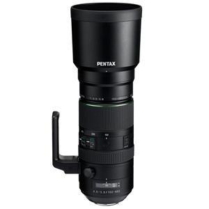 Pentax HD D FA 150-450mm f/4.5-5.6 ED DC AW Lens