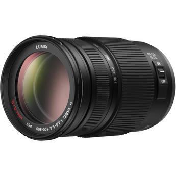 Lumix G VARIO 100-300mm F4.0-5.6