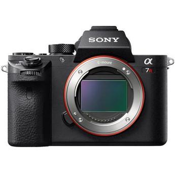 Sony A7R II Alpha DSLR Full Frame Mirrorless Digital Camera Body