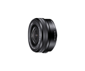 Sony 16-50mm F3.5-5.6 OSS E-mount NEX Retractable (Pancake) Lens
