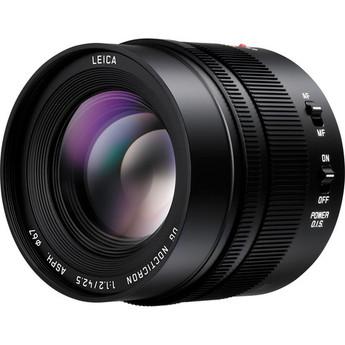 Panasonic Leica DG Nocticron 42.5mm f/1.2 ASPH Power OIS Lens