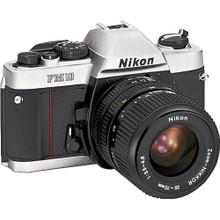 Nikon FM10 Body with 35-70mm f/3.5-4.8 Zoom-NIKKOR