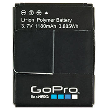 GoPro Rechargeable Battery for HERO3 and HERO3+