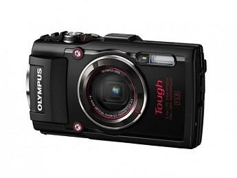 Olympus TG-4 Digital Camera