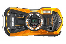 Ricoh WG-30W Digital Camera