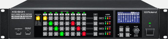Roland 8-in x 4-out Multi-Format AV Matrix Switcher