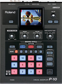 Roland P-10 Visual Presenter