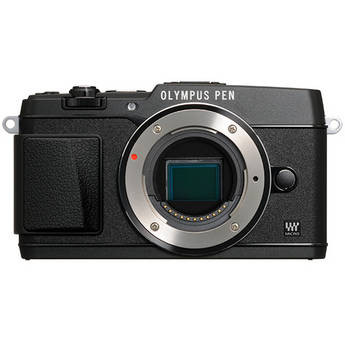 Olympus E-P5 PEN Mirrorless Digital Camera (Body Only)