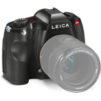 Leica S (Typ 006) Medium Format DSLR Camera (Body Only)
