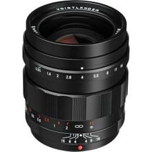 Voigtlander 25mm f/0.95 Nokton Manual Focus Lens for Micro 4/3 Mount