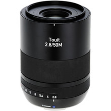 Zeiss Touit 50mm f/2.8M Lens