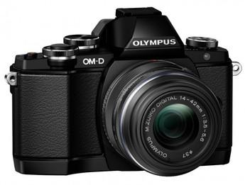 Olympus E-M10 Body with M.Zuiko 14-42mm II R Lens & M.Zuiko 40-150mm f4.0-5.6 R