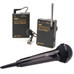 Azden WMS-PRO VHF Wireless Lavalier and Handheld Mic System