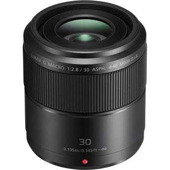Panasonic Lumix 30mm f2.8 lens