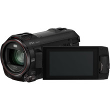 Panasonic HC-WX970K 4K Ultra-HD Camcorder with Twin Video Camera