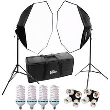280W Octagonal Softbox Kit RS-4085