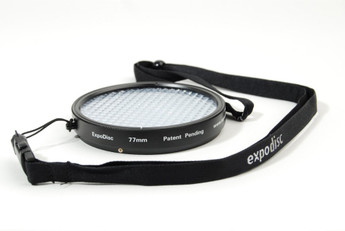 ExpoImaging ExpoDisc 77mm Digital White Balance Filter