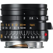 Leica Summicron-M 28 mm f/2 ASPH