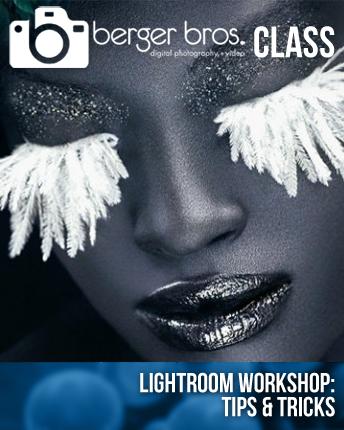 Lightroom Workshop: Tips & Tricks
