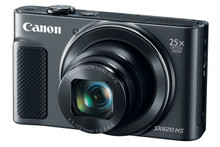 Canon PowerShot SX620 HS Black (CAN1072C001)