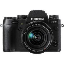 Fujifilm X-T1 Mirrorless Digital Camera with 18-55mm Lens (FUJXT11855)