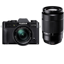 Fujifilm X-T10 with 16-50mm and 50-230mm Lenses Kit (FUJ16470623), New York to California, Maryland and Connecticut