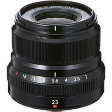 Fujifilm XF 23mm f/2 R WR Lens (FUJ16523169), New York to California, Maryland and Connecticut