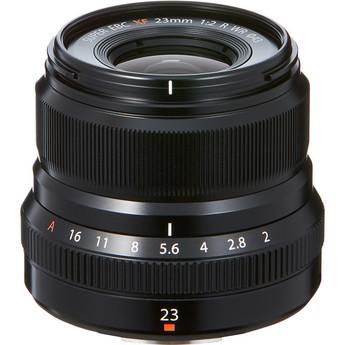 Fujifilm XF 23mm f/2 R WR Lens (FUJ16523169), New York to California, Maryland and Connecticut