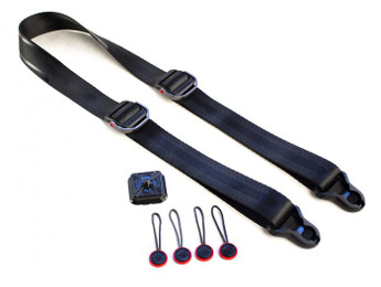 Peak Slide Lite Camera Strap (PEASLILITE, New York to California, Maryland and Connecticut