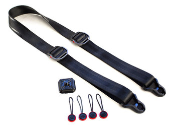 Slidelite Mirrorless Camera Strap (PEA), New York to California, Maryland and Connecticut