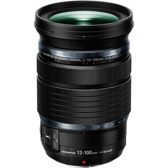 Olympus M.Zuiko Digital ED 12-100mm f/4 IS PRO Lens (OLYV314080BU000)