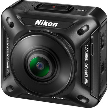 Nikon KeyMission 360 Action Camera (NIK26513), New York, California, Maryland, Connecticut
