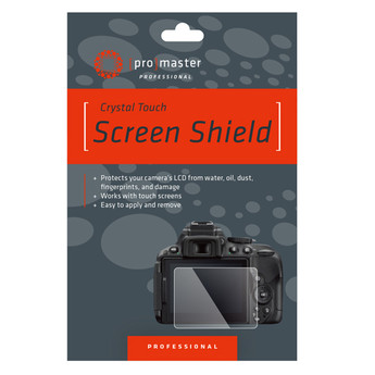 PROMASTER  CRYSTAL TOUCH SCREEN SHIELD FOR NIKON D7100, 7200 #4296, New York, California, Maryland, Connecticut