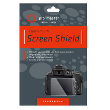 PROMASTER  CRYSTAL TOUCH SCREEN SHIELD