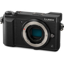 Panasonic Lumix DMC-GX85 Mirrorless Micro Four Thirds Digital Camera (PANGX85KBODY)