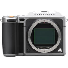 Hasselblad X1D-50c Medium Format Mirrorless Digital Camera Silver