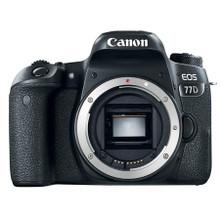 Canon EOS 77D DSLR Camera (Body Only)