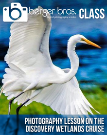 06/10/17 - Photography Lesson on the Discovery Wetlands Cruise!