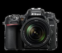Nikon D7500 18-140mm kit
